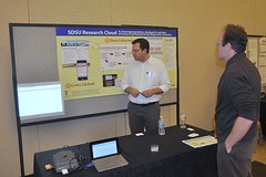 Demonstrating the Research Cloud