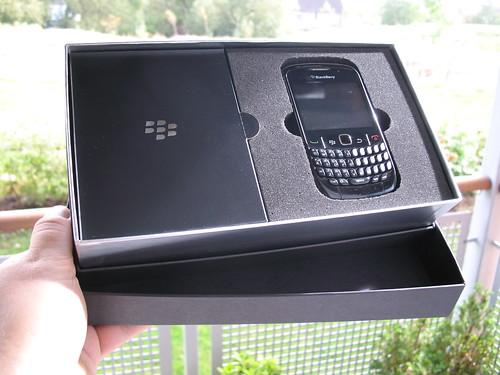 Goodbye to the Blackberry 8520