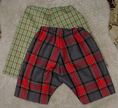 Nerd-in-Training Baby Shorts