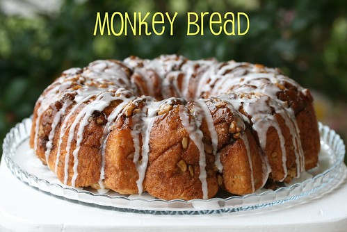 Monkey Bread Bundt - I Like Big Bundts