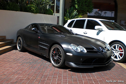 2004 Mercedes-Benz SLR McLaren 722 Edition