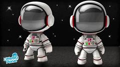 LittleBigPlanet Spaceman Costume