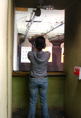Shooting Range Leah