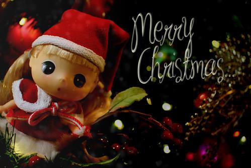 Hohoho..Merry Christmas~