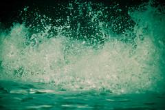 020. Suspended Animation (prenetic) Tags: sea water frozen waves foam animation pugetsound suspended crashing seafoam suspendedanimation