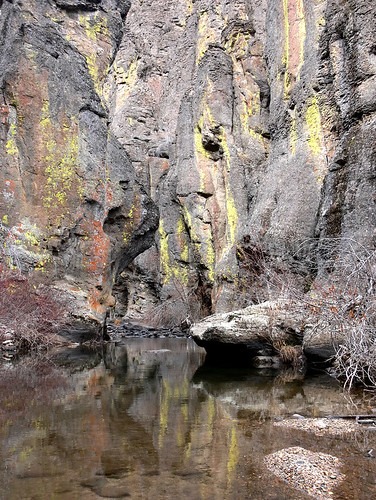 Jordan Creek narrows
