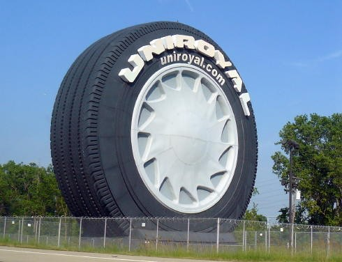 Big ass tires