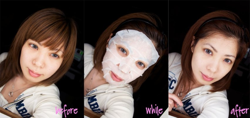 eki my beauty diary mask review