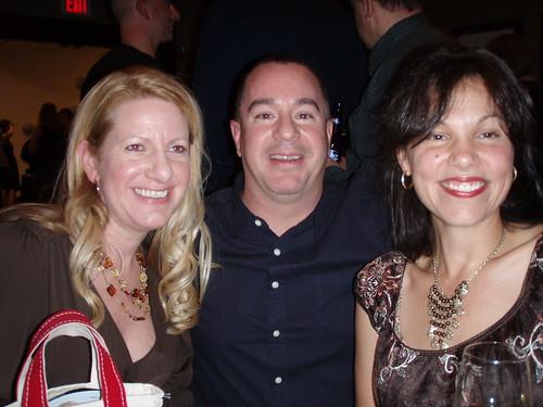 Amy, Brian, Joy