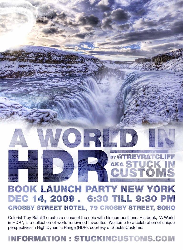 New York Party Invite