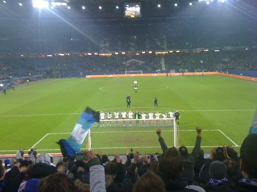HSV - SV Rapid Wien 2:0