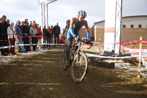 Danny Summerhill - 2009 U23 US Cyclocross Nationals