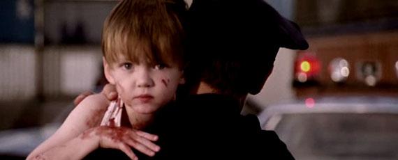 Dexter Morgan Criança