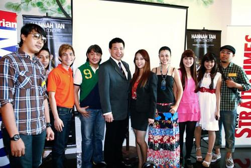 Hannah Tan Press Conference