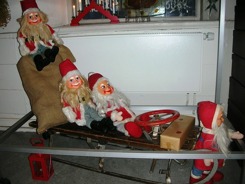 Santa or Yule Nisse in Norway #1