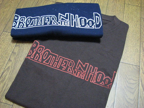 BROTHER N THE HOOD T's