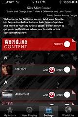 WorldLive Mobile - Hip Hop