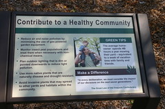 Contribute to a Healthy Community Display Display