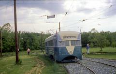 19790540 05 National Capital Trolley Museum, Wheaton, MD (davidwilson1949) Tags: museum maryland streetcar wheaton brilliner