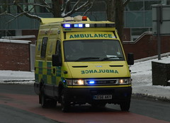 South Central Ambulance Service (skippys 999 site) Tags: rescue ambulance emergency paramedic 999
