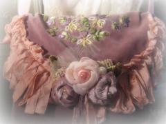 Velvet Romance Bag