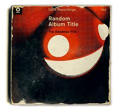 Deadmau5: Random Album Title (Littlepixel) Tags: penguin book album mashup vinyl pelican retro paperback lp worn patina