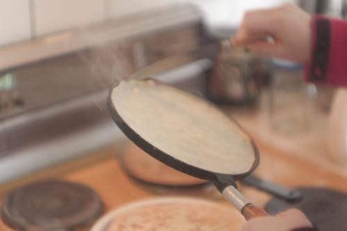 Pancake Step 2