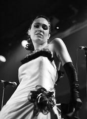Subtle (PhotoCheve) Tags: barcelona bw luz teatro bn enero singer burlesque taboo 2010 apolo
