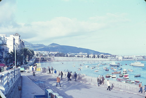 1966 Ceuta slide 72  Waterfront