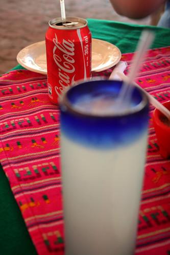 Todos Santos - Las Fuentes (Unfocused, Heh) Lemonade