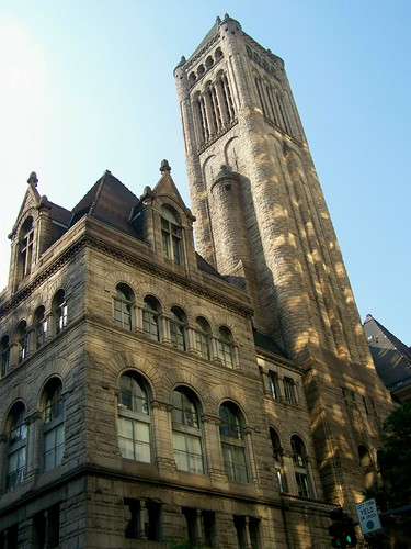 Allegheny County Courthouse and Jail by sportsedit15224