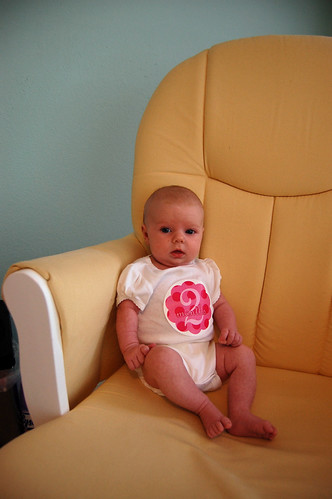 Scout 2 months - chair 03