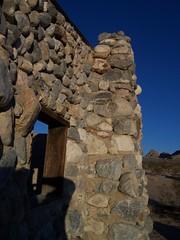 Stonework (Gunsablazin) Tags: house rock desert stonework mojave