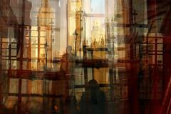 Big Ben (Alessio Trerotoli) Tags: london urban city street photo photography citylife cityscape bigben telephone people art arte fineart abstract impressionism