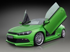 Lorinser Volkswagen Scirocco 2010 (Syed Zaeem) Tags: wallpaper volkswagen wallpapers 2010 scirocco lorinser getcarwallpapers