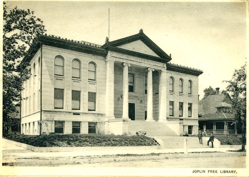 The Joplin Carnegie Library