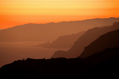 Marin Headlands Sunset (Images by John 'K') Tags: california sunset explore sanfranciscobay marinheadlands johnk explored bej d5000 savebeautifulearth johnkrzesinski randomok