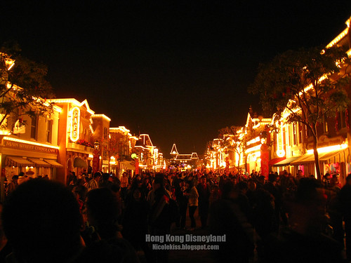 Hong Kong Disneyland Wallpaper