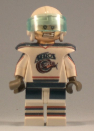 Aero's Hockey custom minifig