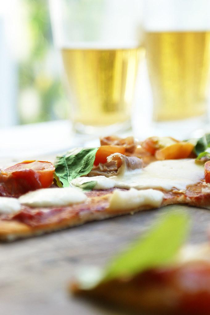 Pizza & beer (Explore)