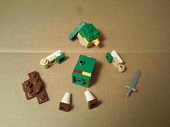 (ptroll) Tags: lego link instructions exploded miniland