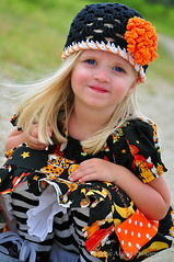 BOO (Gingerlouise Clothing) Tags: halloween floral peasant girlsdresses kidsclothes boutiqueclothing etsykids girlsskirts fall09