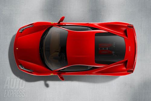 Autoalert Ferrari 458 italia