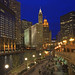 Chicago River Walk by iCam Pix