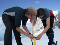 Pionierprojekt: Schools on Ice