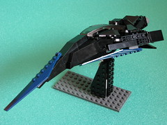 bluenose (vlad t..) Tags: fighter ship lego space spaceship bluenose starfighter