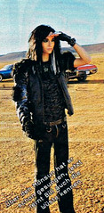 Bill Kaulitz at filming of Automatic music video (olivarose) Tags: southafrica desert german automatic musicvideo humanoid tokiohotel billkaulitz tomkaulitz georglisting newalbum newsingle automatisch gustavschafer