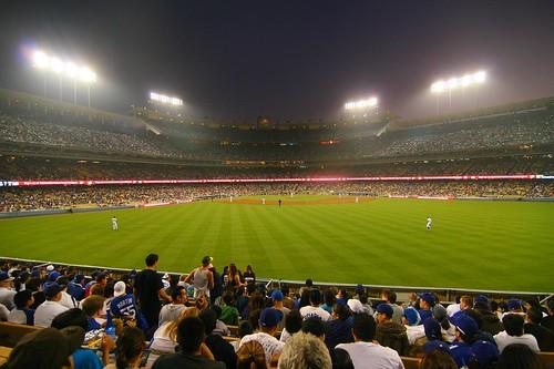 Dodgers v. Cardinals