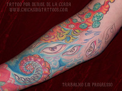 Album_Ash_5_72dpi (Tattoos by Denise de la Cerda) Tags: octopustattoo eyetattoos octopustattoos psychedelictattoos baroquetattoo baroquetattoos victoriantattoos victoriantattoo surrealismtattoos surrealistictattoos