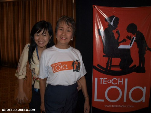 lola techie teachlola.com bayan communications event by you.